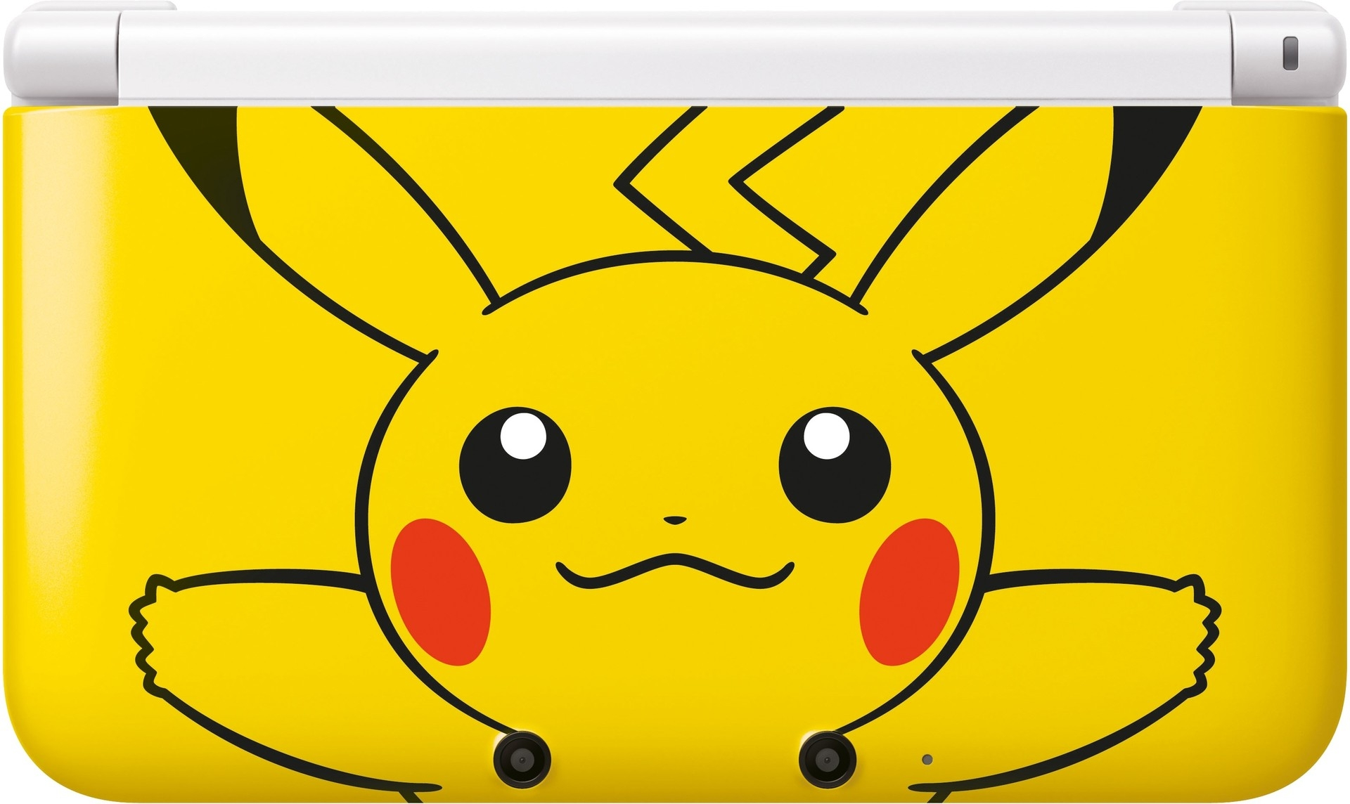 Pikachu Nintendo 3DS XL Coming To North America March 24th