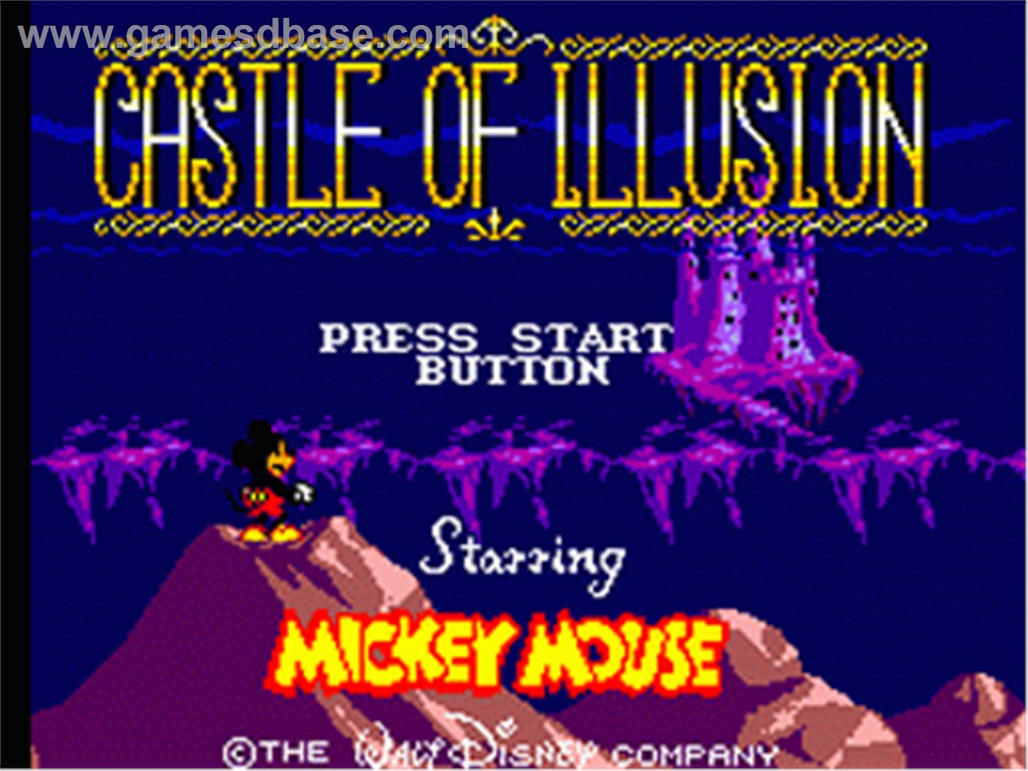 Mysterious Sega video potential Castle of Illusion teaser?