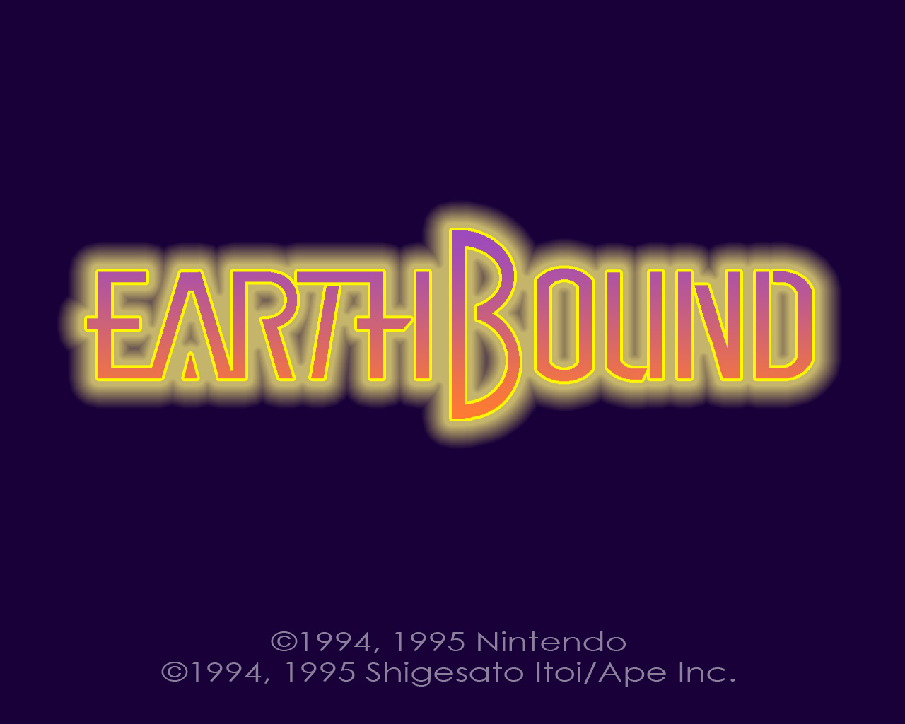 Earthbound Will Release On NA And Europe Wii U Virtual Console This Year
