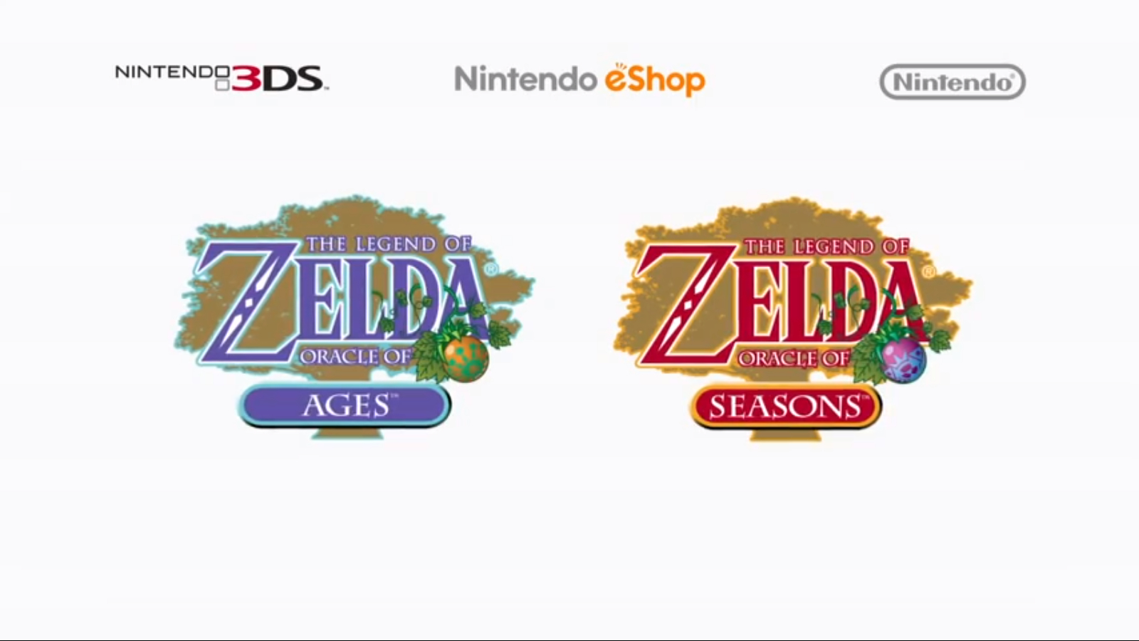 A Pair of Legend of Zelda Games Coming To 3DS Virtual Console