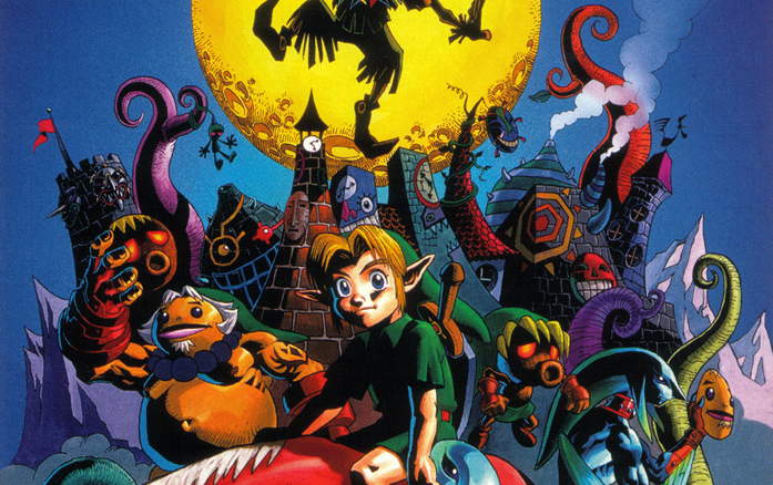 Retro Review: Majora's Mask (N64)