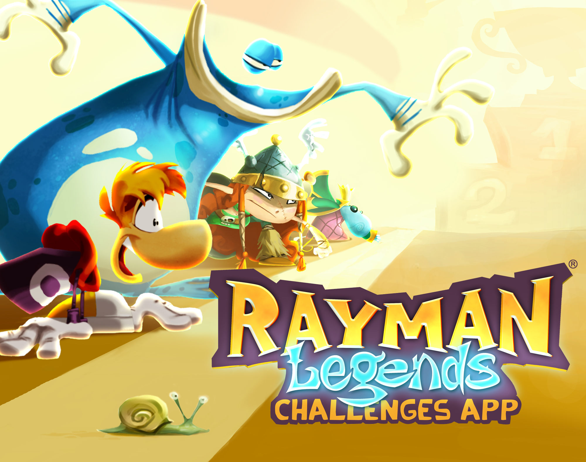 UPDATE: Rayman Legends Gets Release Dates & Online Challenge Mode Out Today