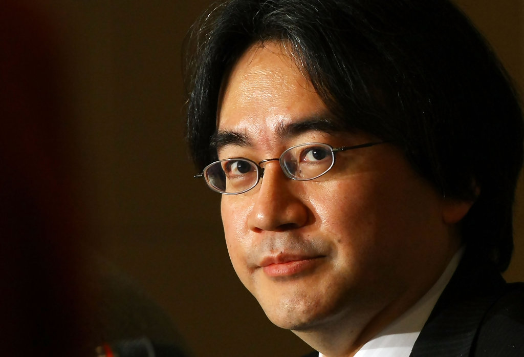 Satoru Iwata: CEO, Game Developer, Gamer – Did you know gaming?