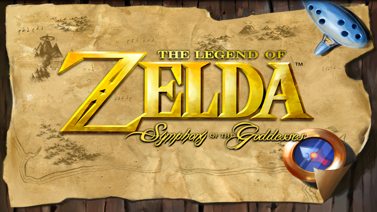 The Legend of Zelda: Symphony of the Goddesses tour dates revealed