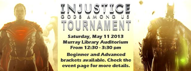 Utah Streetpass - Injustice Tournament