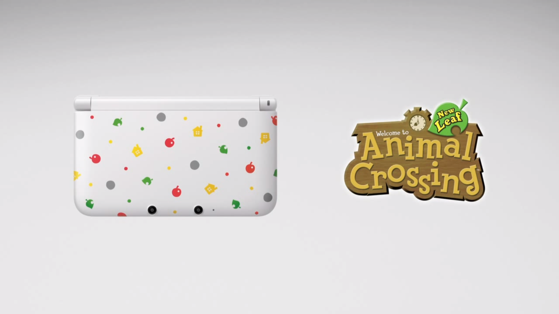 New Animal Crossing: New Leaf 3DS XL Bundle Incoming