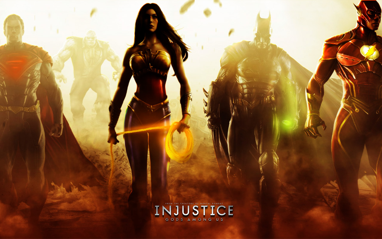 Injustice: Gods Among Us DLC Is Now Available On The Wii U eShop