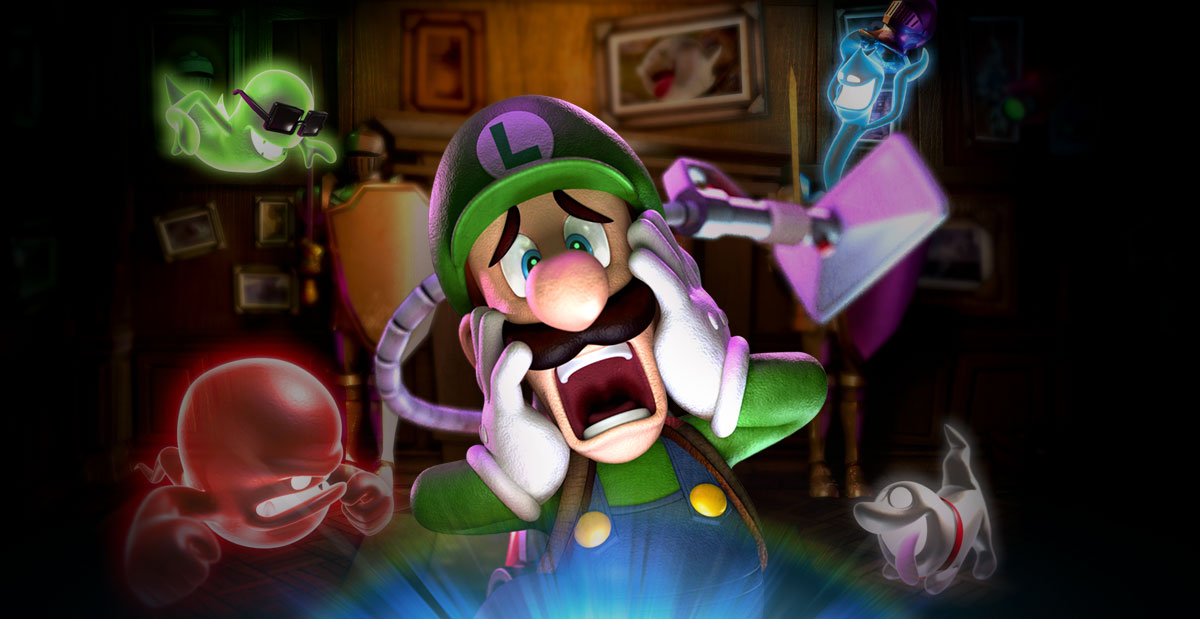 PN Review: Luigi's Mansion: Dark Moon
