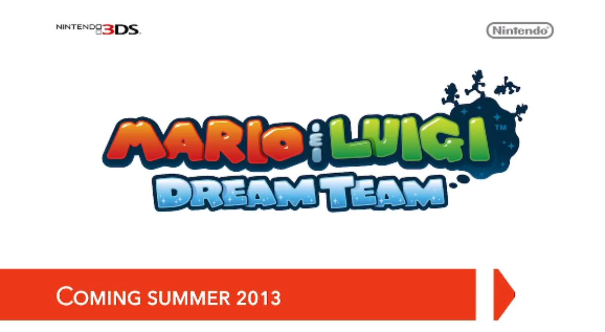 mario and luigi dream team box art