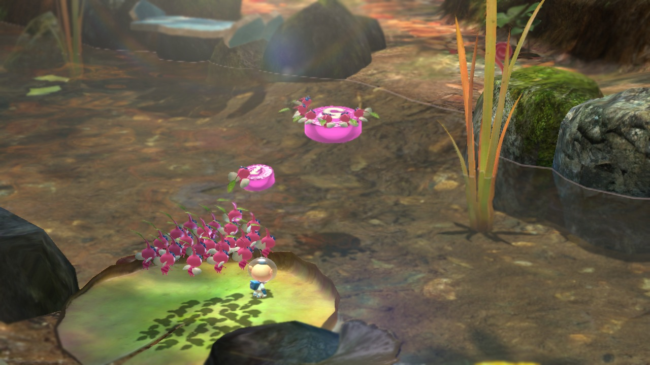 Nintendo Direct: Update and new stage for Pikmin 3