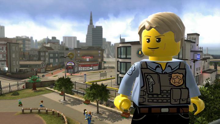 Nintendo Contest — Win a 3DS and LEGO City Undercover