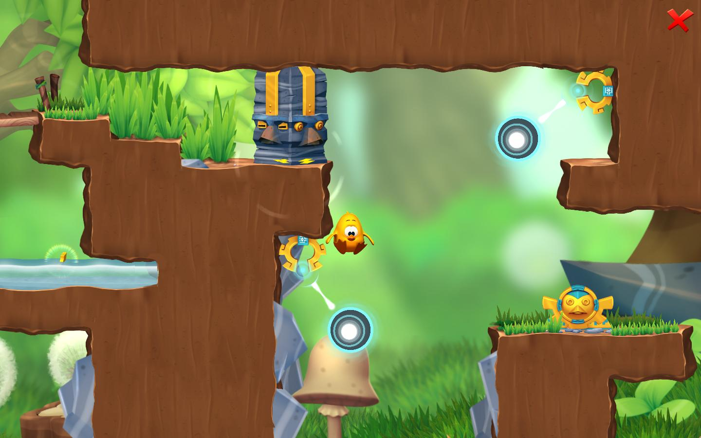 Toki Tori 2 patch will make life easier
