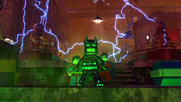 PN Review: LEGO Batman 2: DC Super Heroes (Wii U)