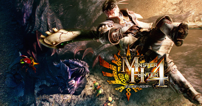 Japanese Sales Chart: Monster Hunter Continues to Dominate (Week Ending November 9, 2014)