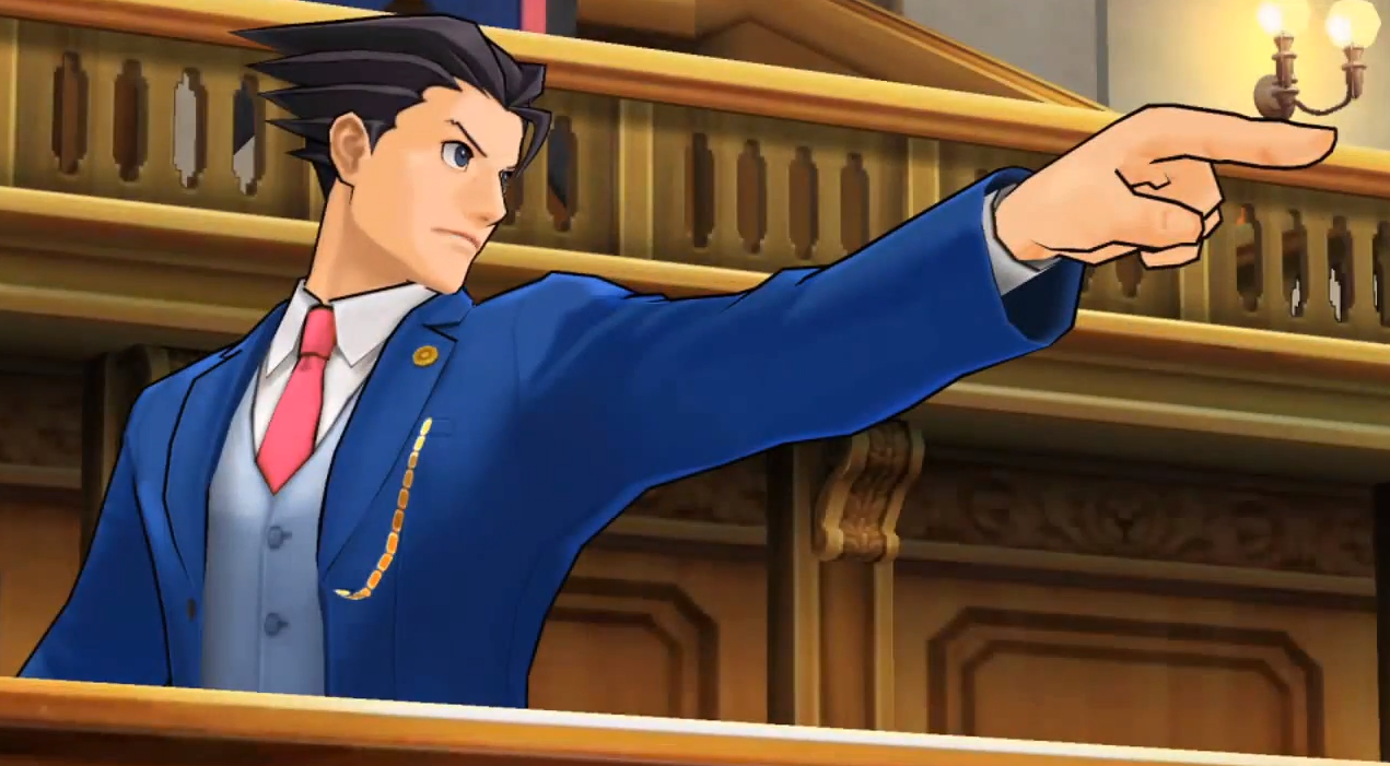 ND Japan (5/31): Phoenix Wright: Ace Attorney – Dual Destinies trailer