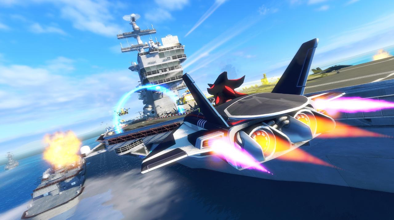"SEGA talks ""Sonic & All-Stars Racing Transformed""  sales and future Nintendo games"