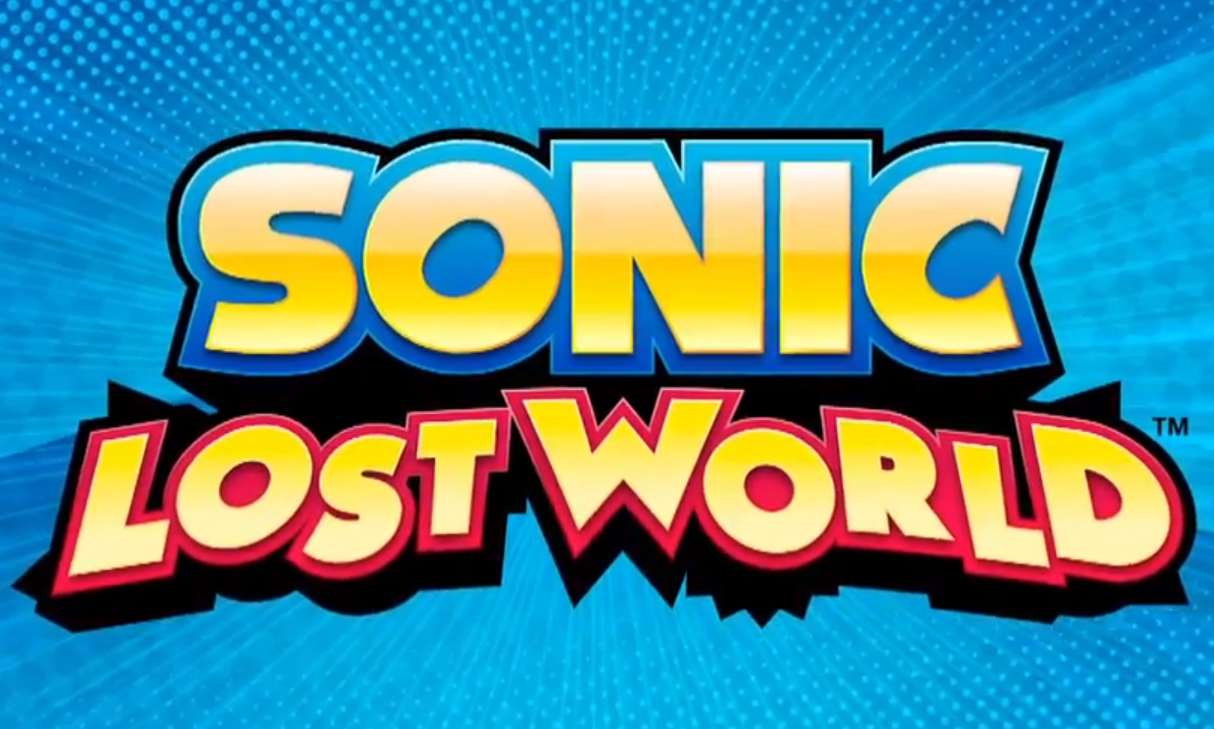 Sonic Lost World Wii U and 3DS demo footage