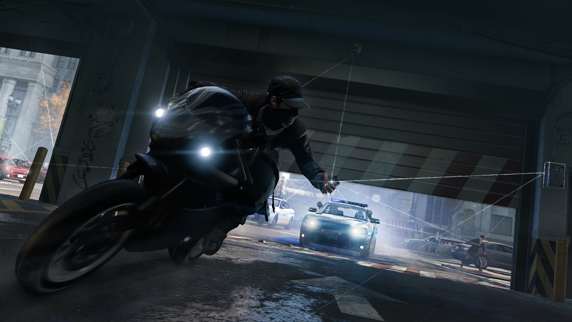 Video: Watch_Dogs Multiplayer Walkthrough