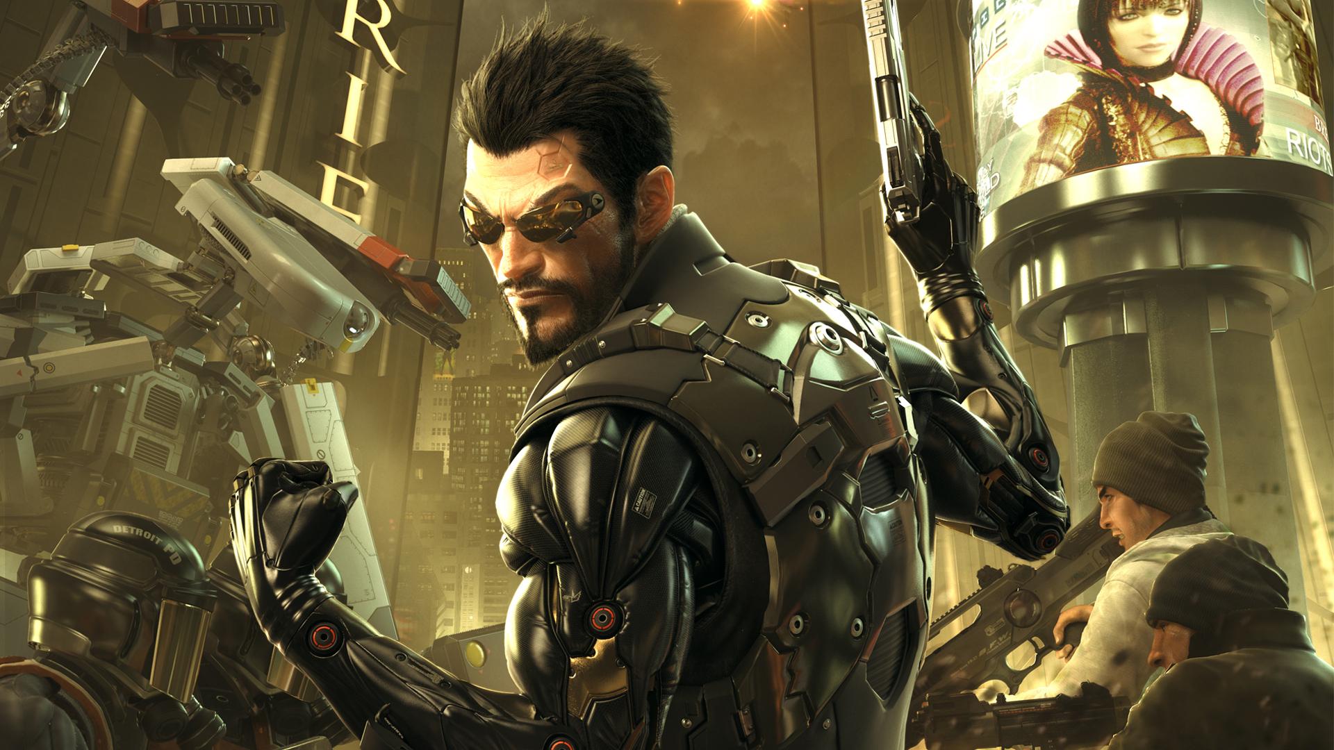 Deus Ex: Human Revolution Director's Cut Impressions