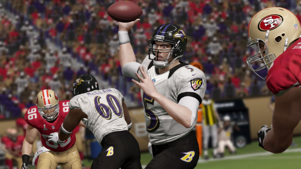 Madden not coming to Nintendo platforms this year