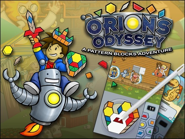 Pure Nintendo Interviews Orions's Odyssey: A Pattern Blocks Adventure Dev Island Officials
