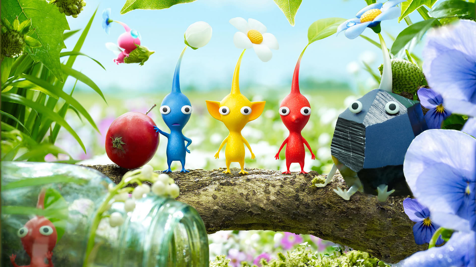 PN Review: Pikmin 3