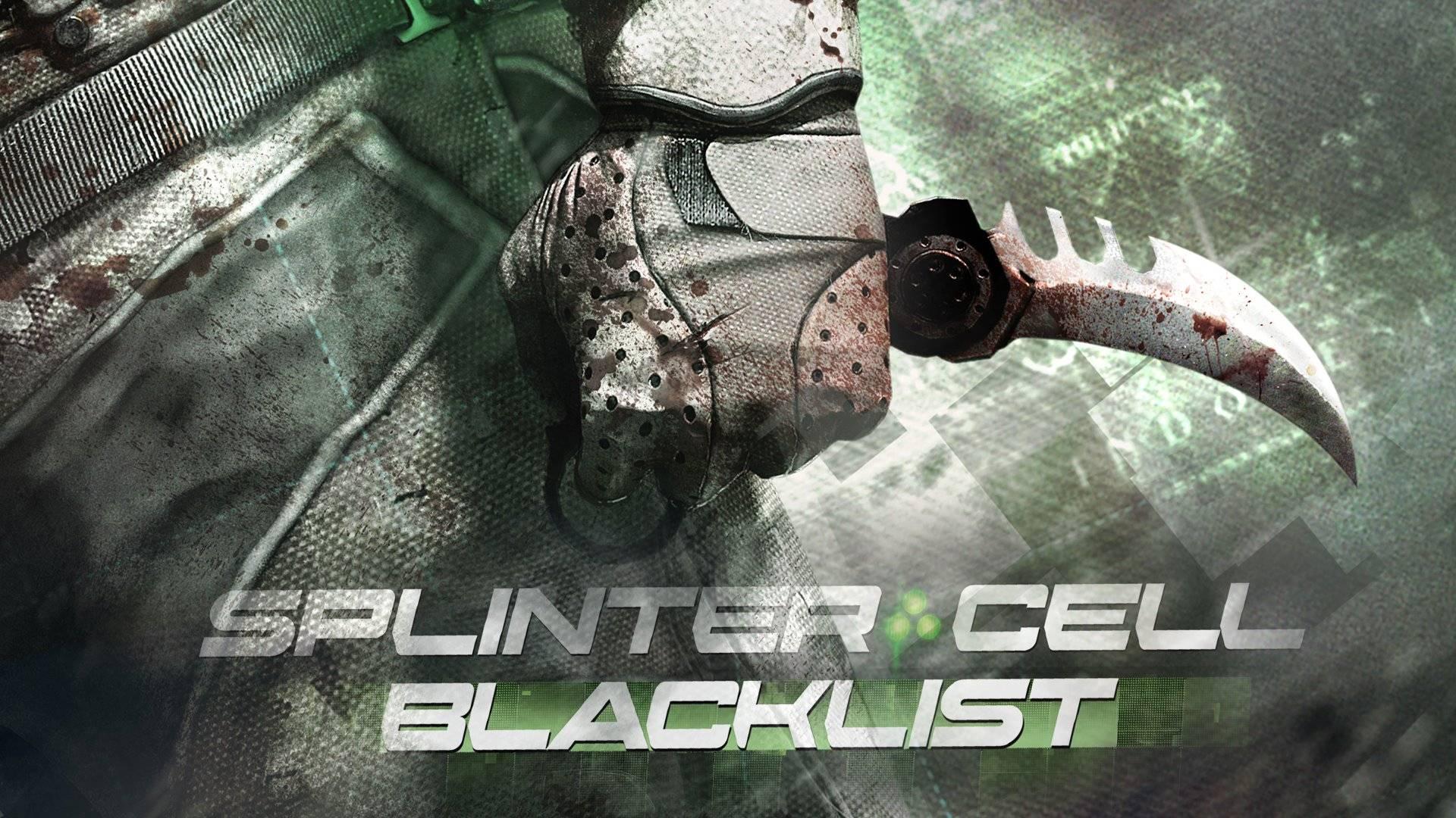 New Splinter Cell: Blacklist Co-Op trailer released