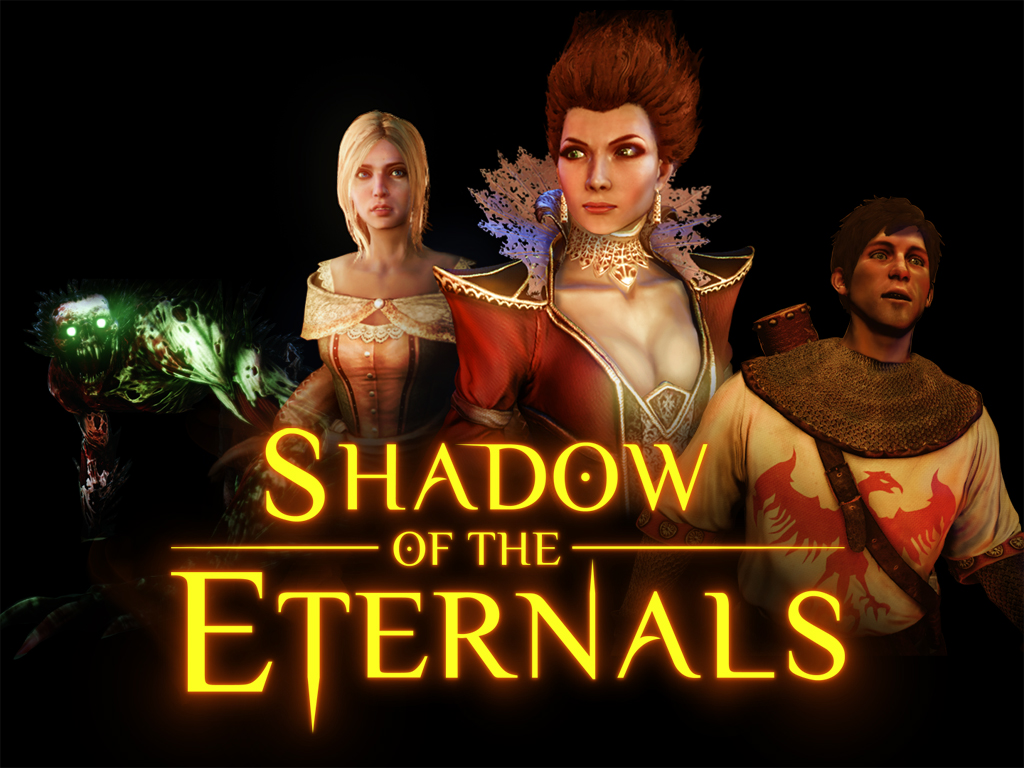 Shadows of the Eternals Kickstarter reopened