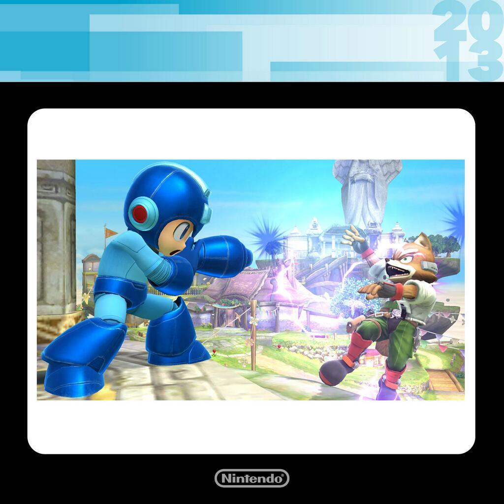New Super Smash Bros. revealed! #NintendoDirectNA