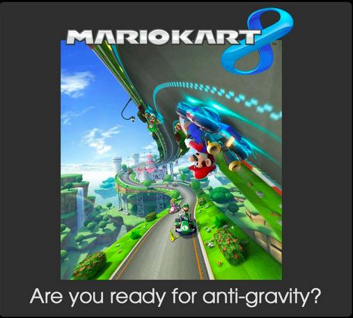 Mario Kart 8  #NintendoDirectNA