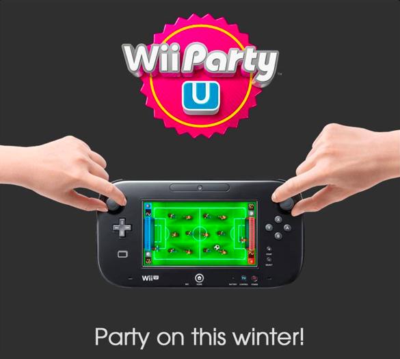 Wii Party U #NintendoDirectNA