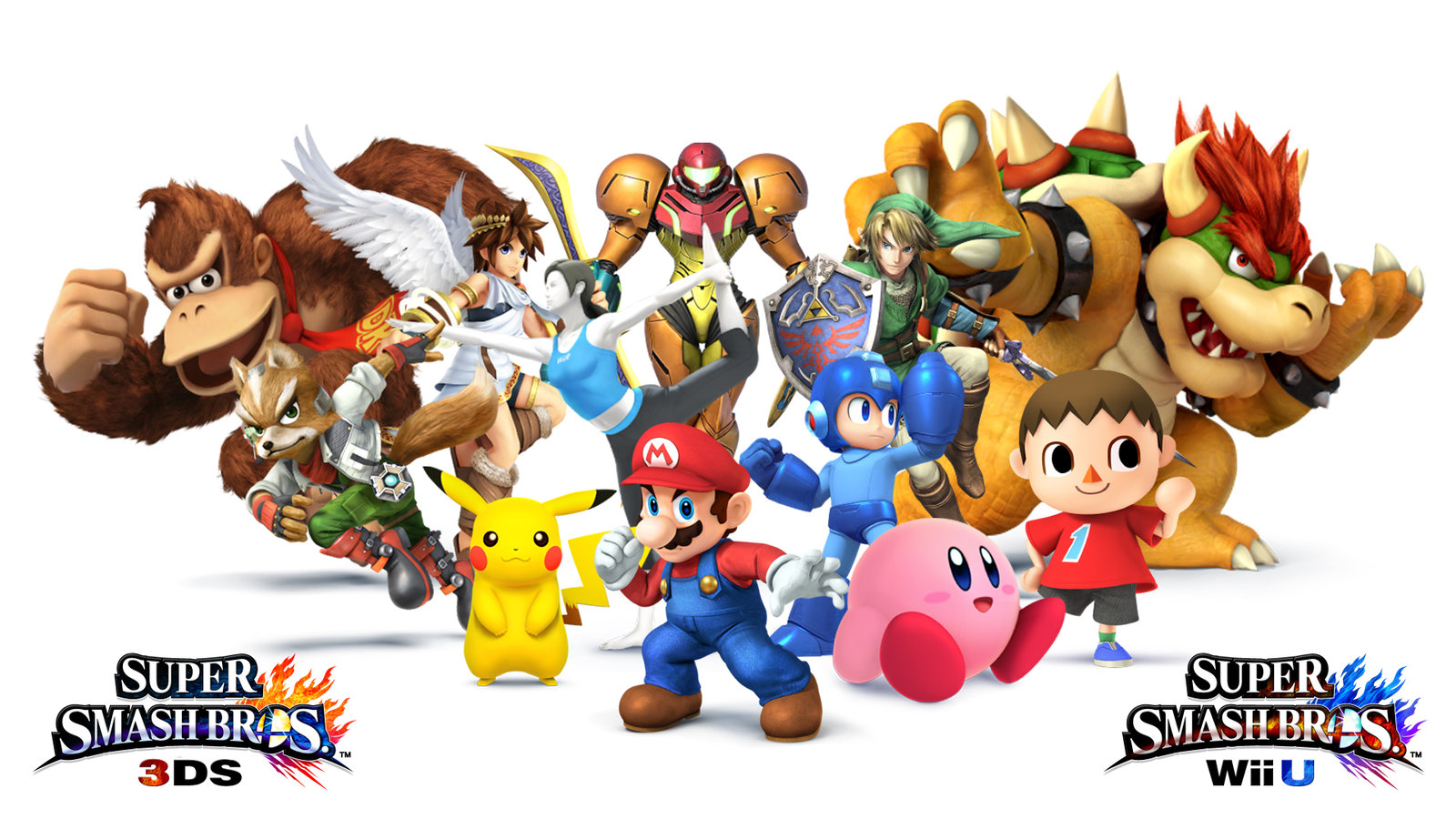 Super Smash Bros. 3DS/Wii U daily – June 27th screen