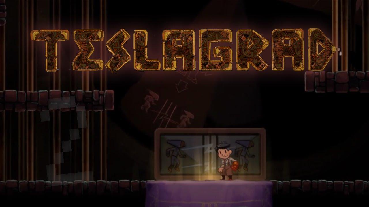 Teslagrad Launch Trailer
