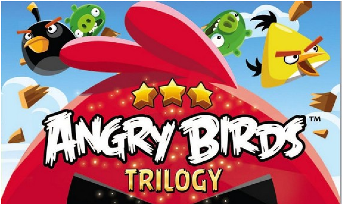 Angry Birds to catapult onto Wii U