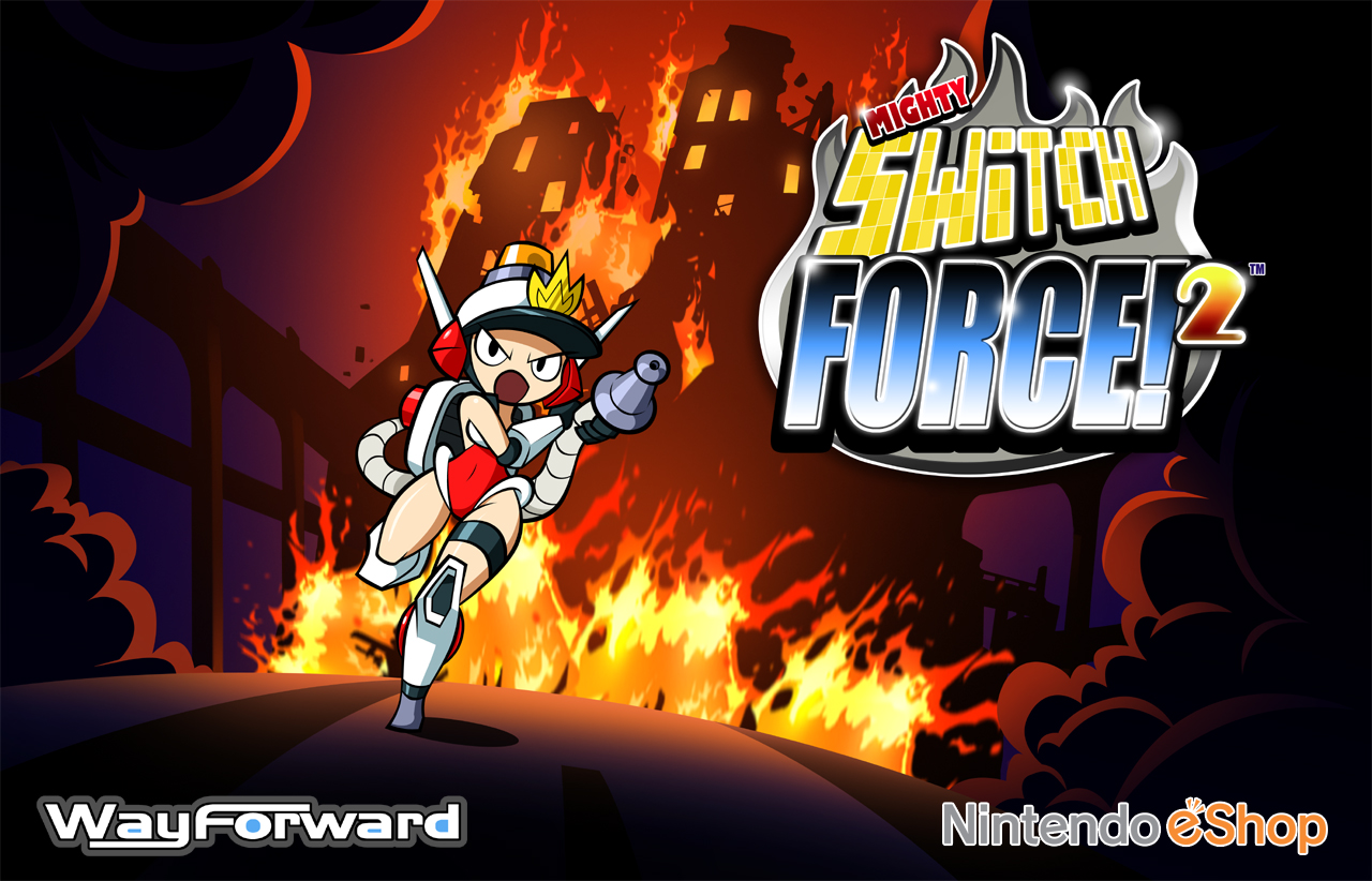 Mighty Switch Force! 2 Trailer
