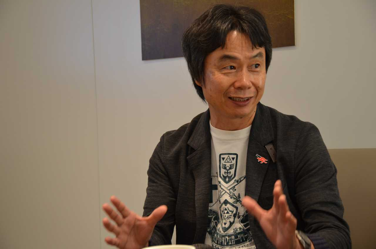 AP: Miyamoto discusses amiibo, Star Fox Wii U, Zelda Wii U, Mario and more