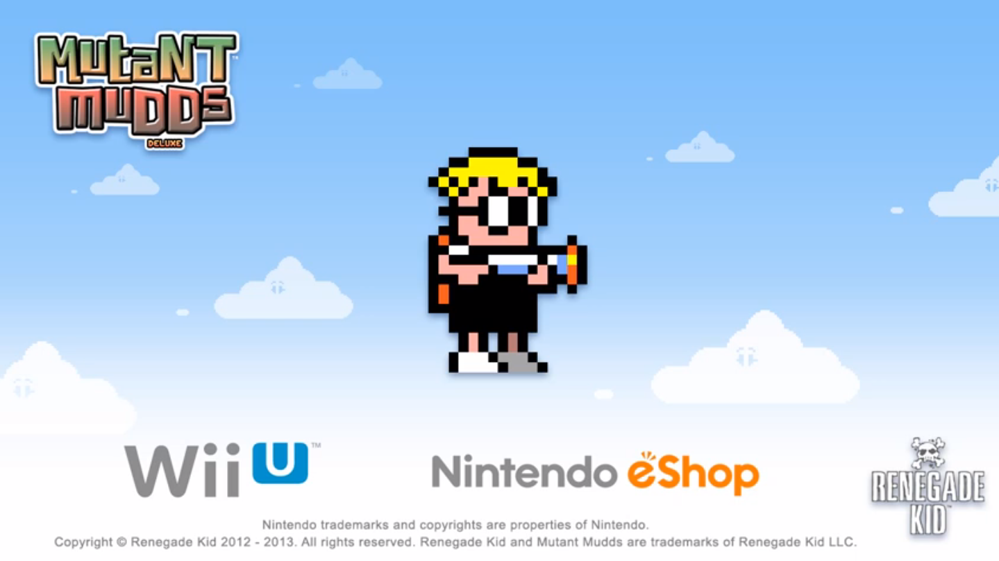 Mutant Mudds Deluxe Sells More on Wii U than PSN and Steam