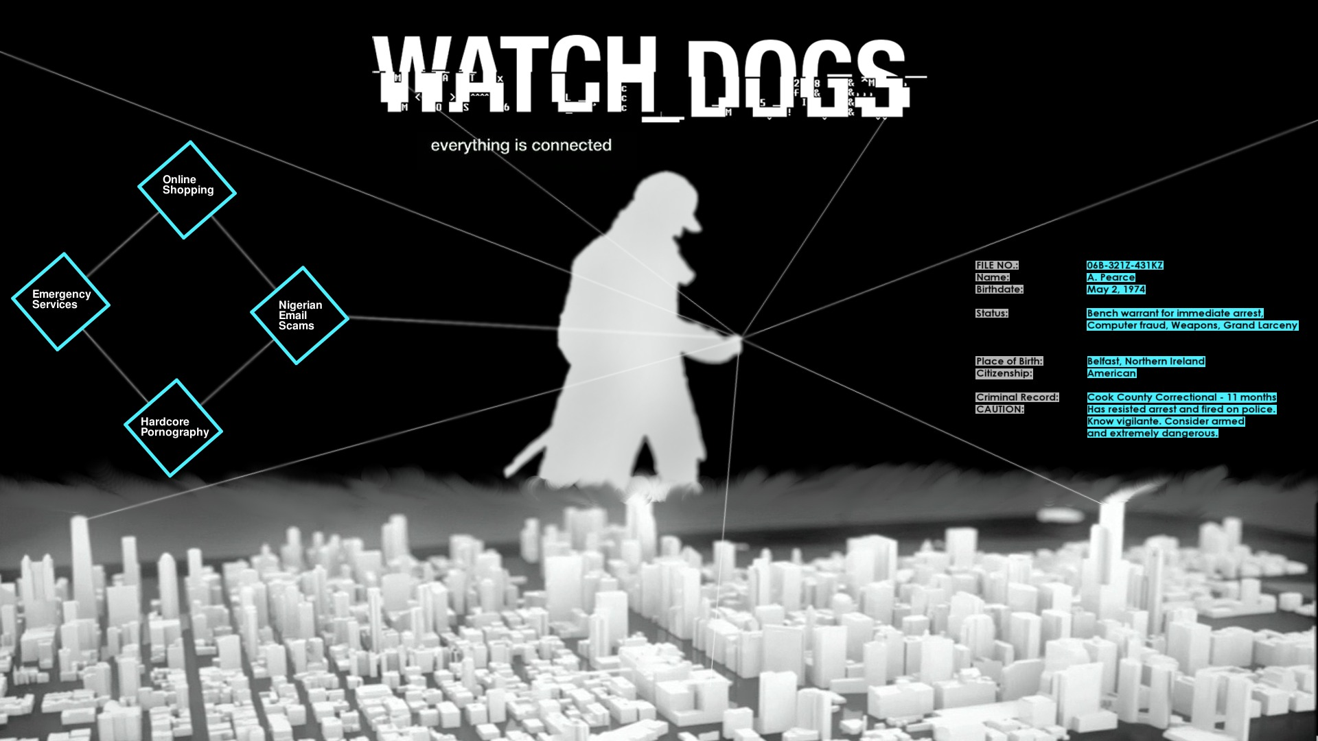 (Updated) Ubisoft Abandons Watch Dogs Trademark