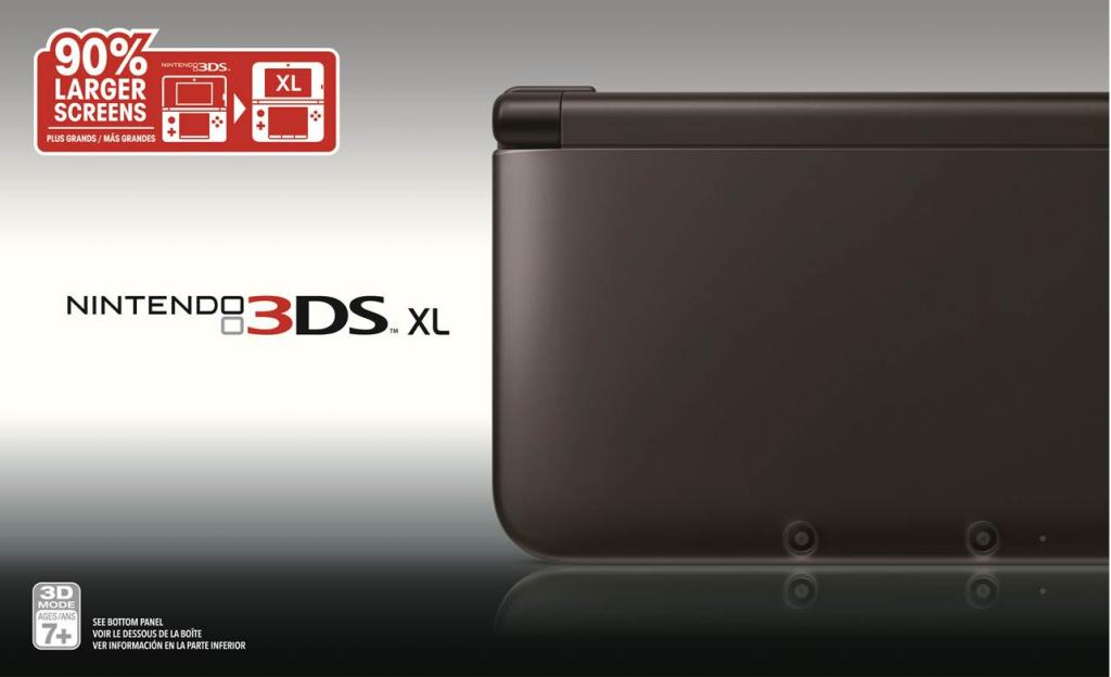 Black 3ds Xl Launching With Mario Luigi Dream Team On Aug 11