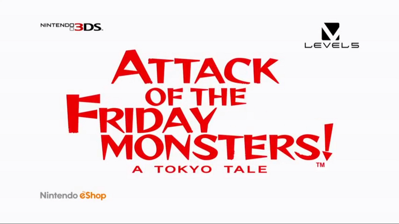 PN Review: ATTACK OF THE FRIDAY MONSTERS! A TOKYO TALE™