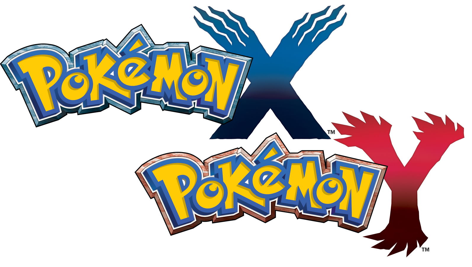 New Pokemon X/Y screens