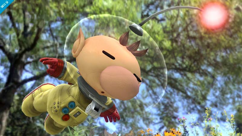 New Super Smash Bros. Wii U Screens