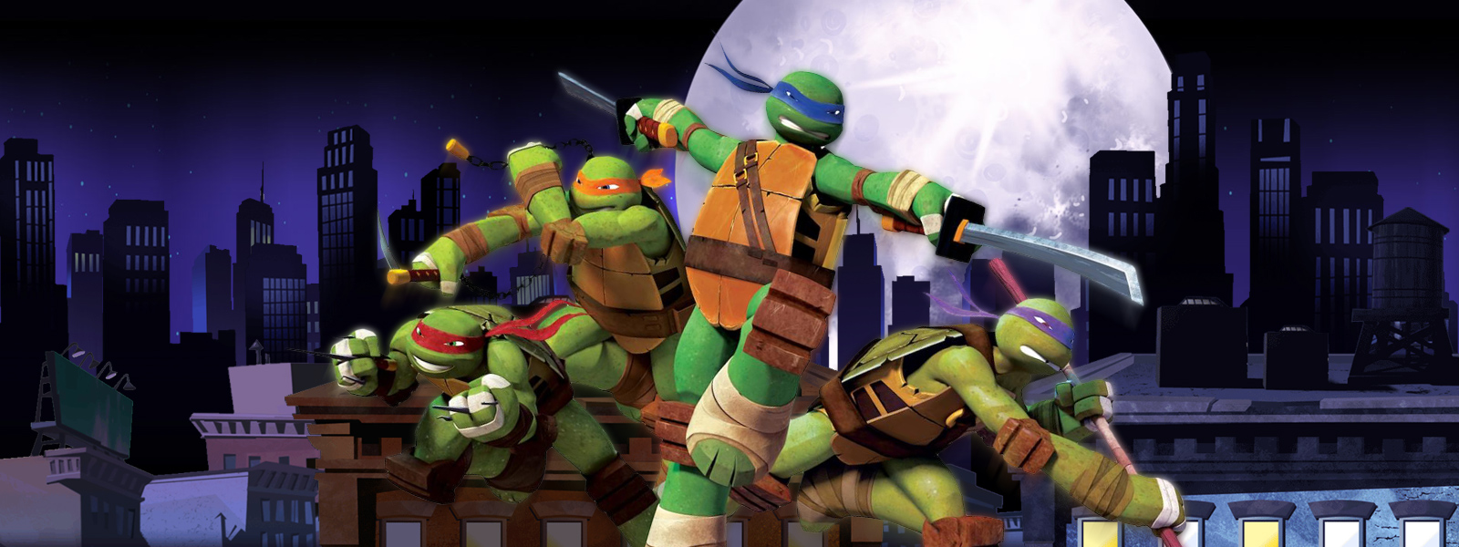 New TMNT Game from Activision