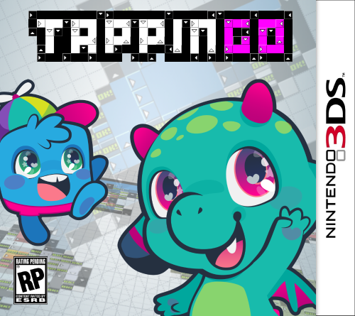 Tappingo announced for the 3DS