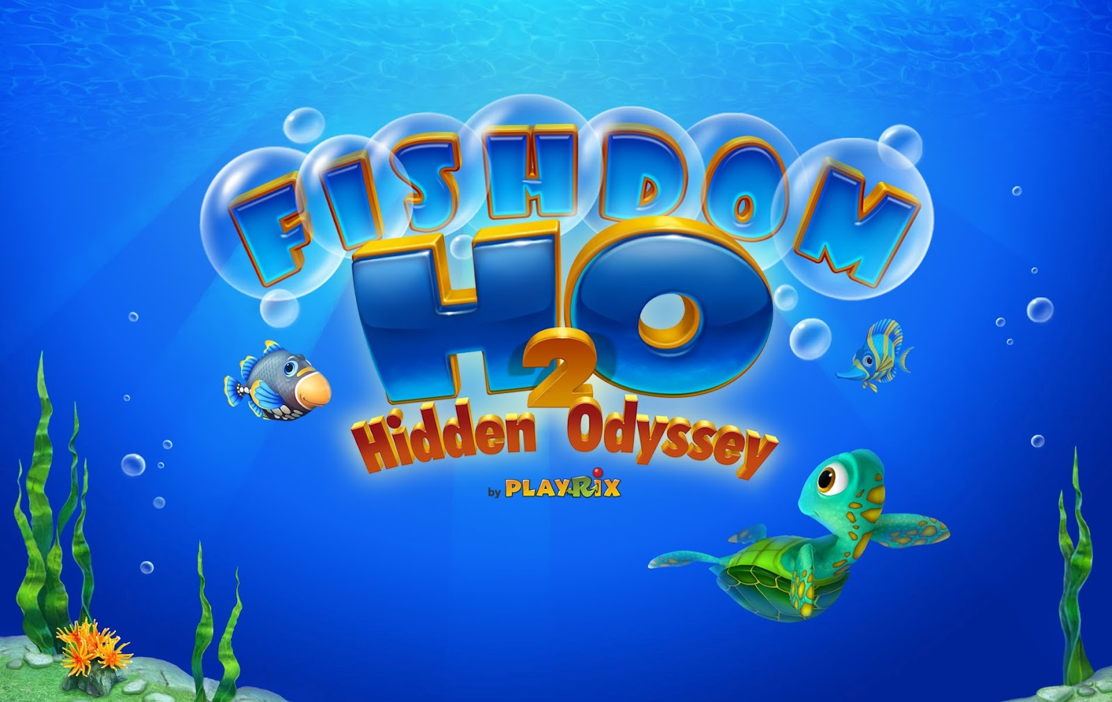 PN Review: Fishdom H2O: Hidden Odyssey