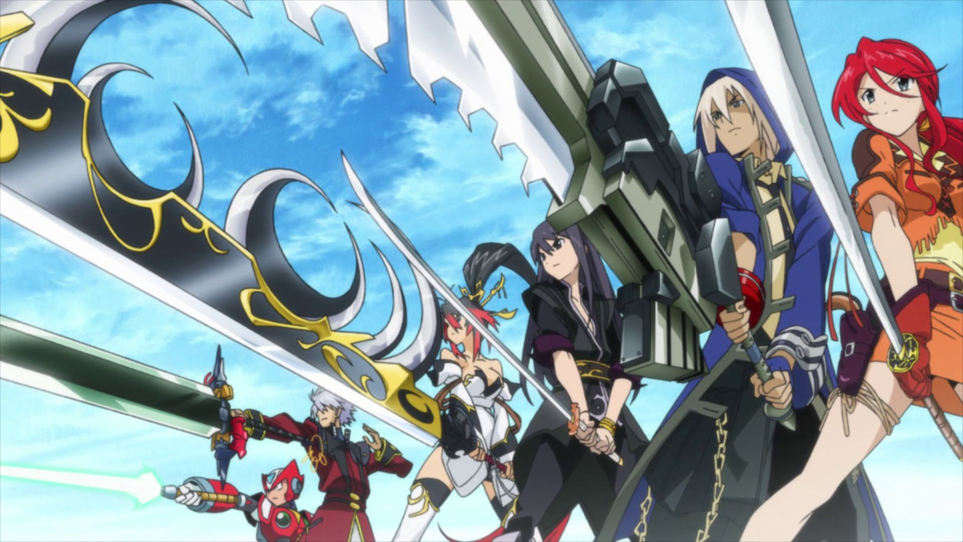 PN Review: Project X Zone