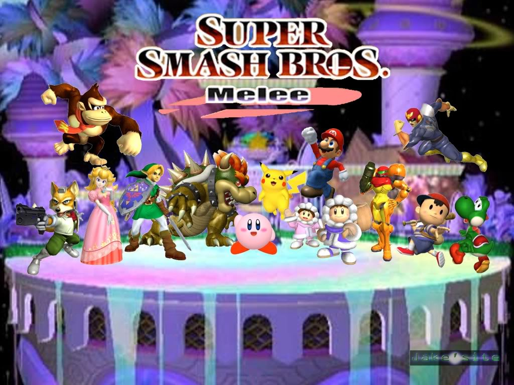 EVO Smash Bros. Melee Stream Live