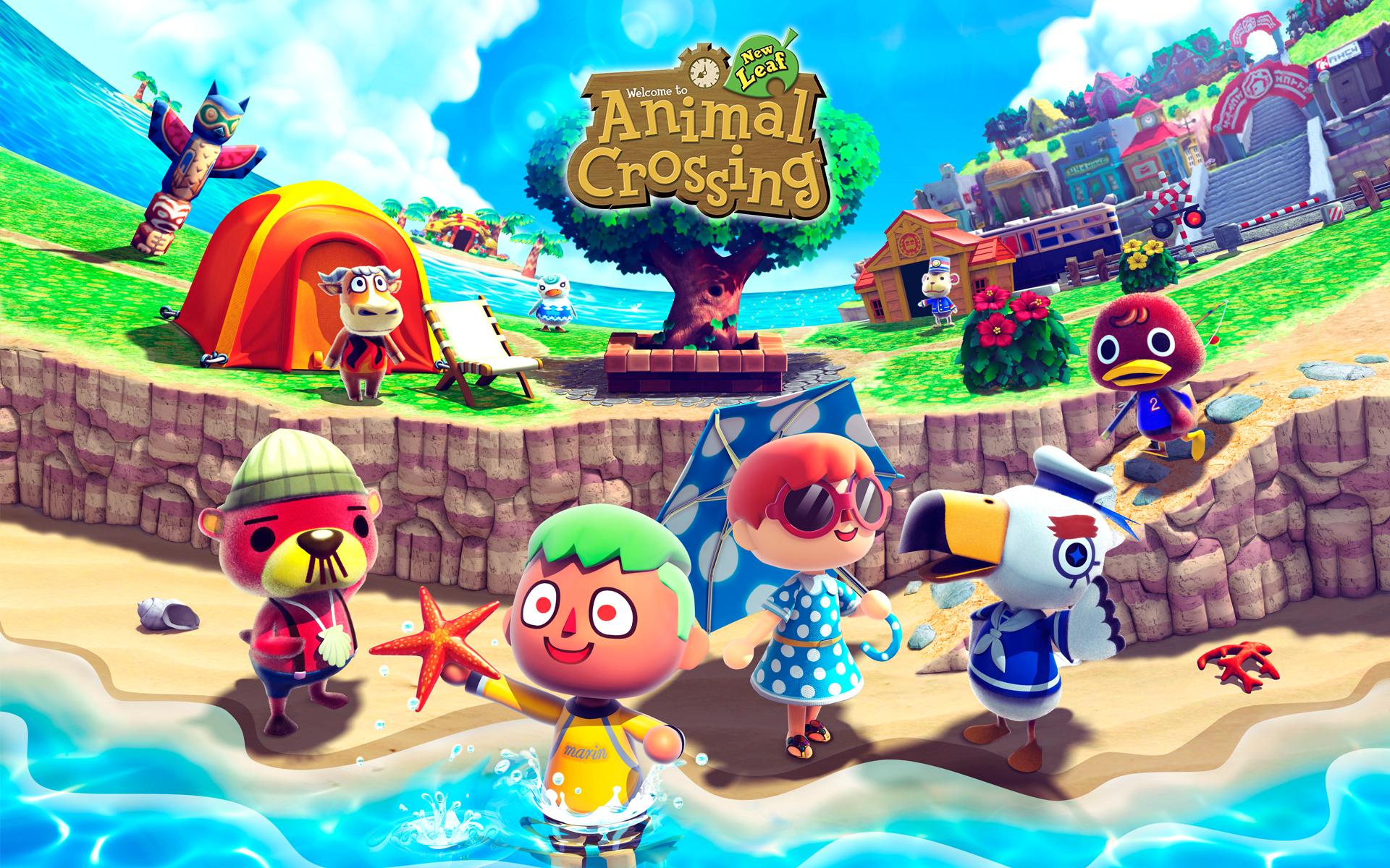 August Nintendo Direct: Animal Crossing Plaza announced