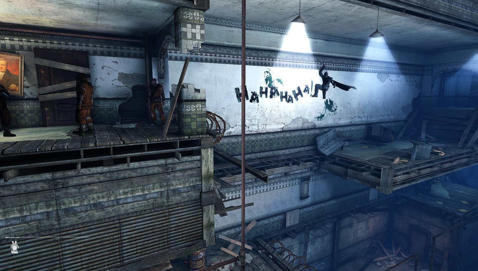 Batman : Arkham Origins Blackgate  – new Trailer