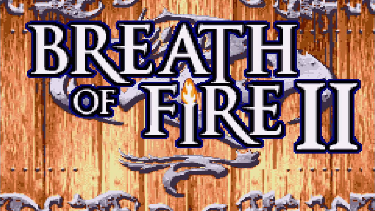 Breath of Fire II Coming to Virtual Console